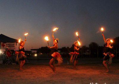 Fire Show 5-min