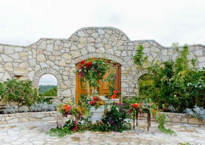 Fall Wedding at Rancho Mirando